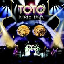 "TOTO ""LIVEFIELDS"" CD NEW+"