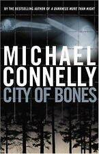MICHAEL CONNELLY CITY OF BONES SIGNED FIRST EDITION