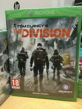 Tom Clancy's The Division (Xbox One) PEGI 18+ Shoot 'Em Up - NEW
