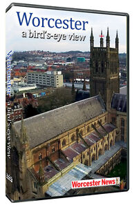 Worcester - a birds eye view