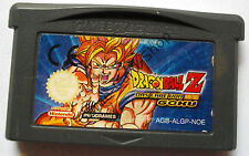 GAME Boy Advance-GBA-Dragon Ball Z-l' eredità di Goku-SOLO MODULO-ben