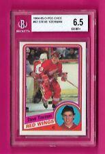 Steve Yzerman 0-PEE-CHEE #67 Rc Card - Beckett 6.5 EX-MT - NICE CARD!