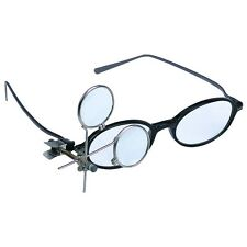 16.5X Jeweler's Clip-On Eye Loupe Magnifier Magnifying Lens