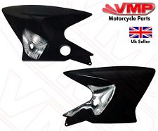 New Left Right Hand Tank Fairing Side Panel Black Yamaha YBR 125 10-15 - Non UK