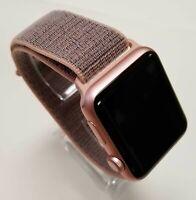 Genuine *Series 4* Pink Sand Apple Watch Sport Loop Band - 40MM - Authentic OEM