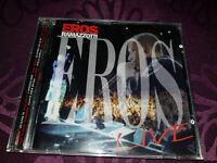 CD Eros Ramazzotti / Eros Ramazzotti Live - Album 1998