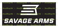 Savage Arms II - Outdoor / Hunting Sports - Vinyl Die-Cut Peel N' Stick Decals
