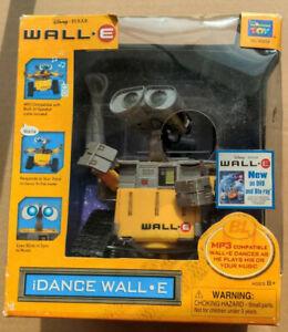 "Disney Pixar Thinkway Toys Wall E robot Idance 6"" NEW"