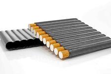 Étui à cigarettes-zigarilloetui carbone-CIGARILLOS/100er cigarettes étui - 24g