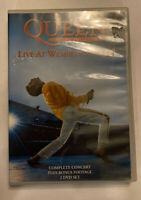 Queen - Live at Wembley 86 (DVD, 2003) Missing Disc 2