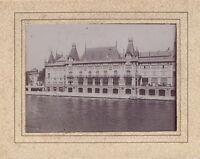 Esposizione Universale Da Parigi 1900 Pavillon Vintage Citrato