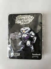 Blizzcon 2019 Overwatch Payload Tour Gaming Pin
