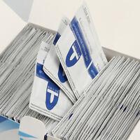 200pcs Remover Wrap For Gel Polish Application Acetone Pad Foil Nail Art Cleaner