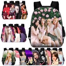 Kpop BLACKPINK Kids Junior High School Backpack Travel Bag 11/13/16/18""