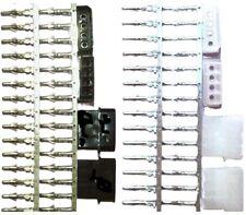 8 Pcs Ide Atx Connector Molex 8981 508mm 4 Pin Female Housing Pins Spares 1oz