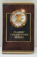 NRA National Rifle Association Classic Collectors Series Coin Storage Case ONLY