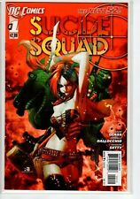 Suicide Squad #1B 2nd print 4th Series 9.8? CGC it!(2011)