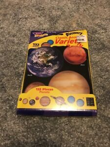 Planets Classic Accents® Variety Pack Trend Enterprises Inc. T-10961