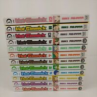 Hot Gimmick vol. 1-12 Manga Graphic Novel Book Complete Lot in English