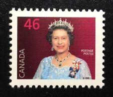 Canada #1681 MNH, Queen Elizabeth II Definitive Stamp 1998
