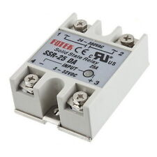 SSR-25 DA Solid State Relay For PID Temperature Controller 25A Output 24V-380V