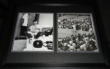 Roger Maris Framed 18x24 Photo Set Smoking NY Yankees