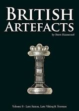 BOOK BRITISH ARTEFACTS VOL 3 LATE SAXON LATE VIKING NORMAN sword ring buckle