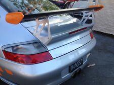 Porsche 997 Style GT3RS Trunk & Carbon FIber Wing Spoiler ((( FOR 996 TURBO )))
