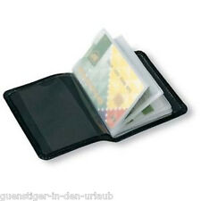 Visitenkartenetui Kartenetui Kreditkartenetui Kreditkartenhalter schwarz