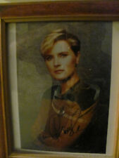 """Denise Crosby from """"Star Trek""""- 8'X10""""Color Autograph-Framed & Matted"""