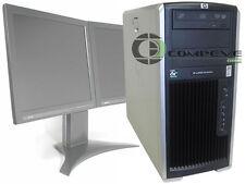 HP XW9400 Workstation AMD Dual Core 2.4GHz 4GB 146GB SAS HDD Quadro FX 1700 PC