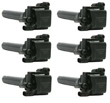 Set of 6 Delphi Direct Ignition Coils for Chrysler 300 300M Dodge Plymouth V6