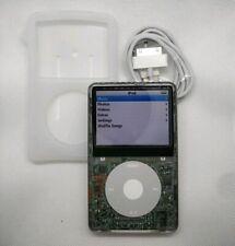 Apple iPod Classic 5. Generation 128GB • Transparent / Weiß • Generalüberholt