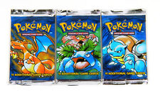 (1) 1999 POKEMON BASE SET UNLIMITED BOOSTER PACK FACTORY SEALED BOX FRESH NEW!