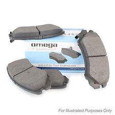 New Mitsubishi Shogun Pinin 2.0 GDI Genuine Omega Rear Brake Pads Set