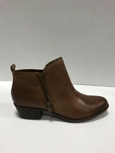 Lucky Brand Basel Womens Bootie Brown US10 M
