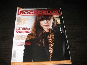 Rivista Rockdelux Magazine Björk-ana, La Ben Querida-Dan Deacon Nº 312 Dic.