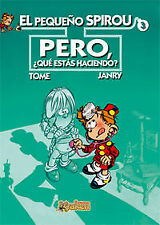But what are you doing as spirou. small 3. Express shipping (spain)