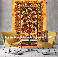Indian Mandala Tapestry Tree of Life Wall Hanging Bedspread Decor Art Bedding