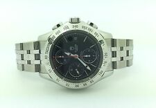 Tudor Chronoautic Chronograph Stainless Steel Automatic Watch 79830