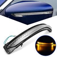 Sinistro LED Specchietto Laterale Frecce Lente Per Nissan Qashqai x-Trail Juke