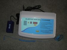 Alimtox Rejuvenix Ionic Professional Detox Ion Cell Cleanse Foot Spa