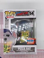 Funko POP! Icons Pizza Rat (Blue) #54 NYCC 2020 Exclusive E02