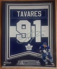 John Tavares #91 Toronto Maple Leafs 8x10 Photo Signed Autograph Reprint