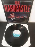 "Paul Hardcastle Self Titled Vinyl 12"" LP Chrysalis CHR 1517 1985"