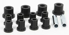 Daystar KJ02003BK Spring And Shackle Bushing Fits 76-86 CJ5 CJ7 Scrambler