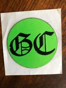 Good Charlotte rock band felt sticker GC