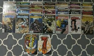 Seven Soldiers #0-1 + all 7 mini-series complete set by Grant Morrison (2005 DC)