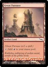 GREAT FURNACE Mirrodin MTG Artifact Land Com