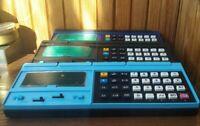 NOS Programmable Calculator Elektronika MK-52 vfd.ussr Soviet vintage